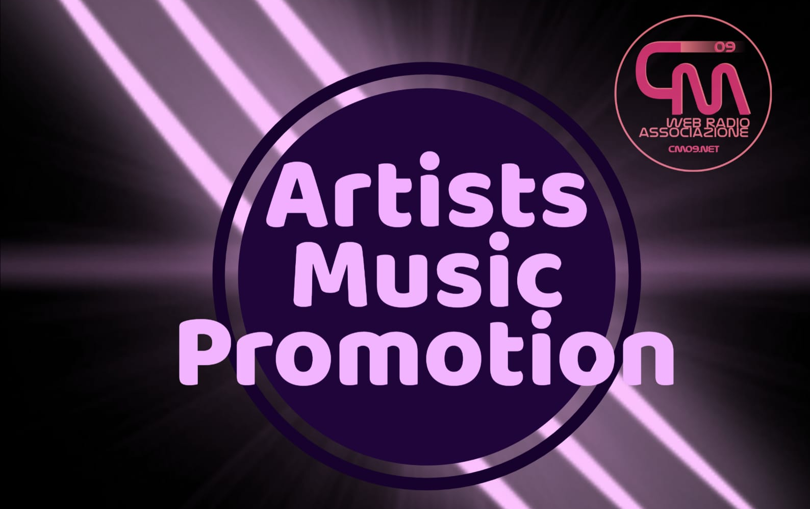 AMP CM09 Artists Music Promotion