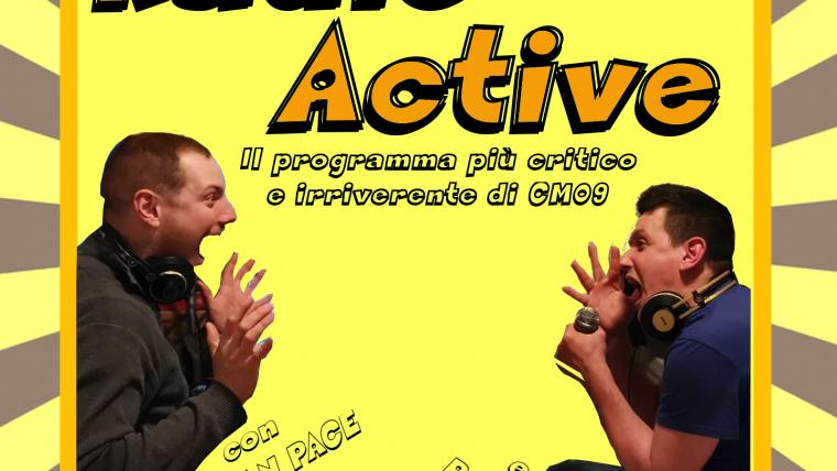 RadioActive logo CM09